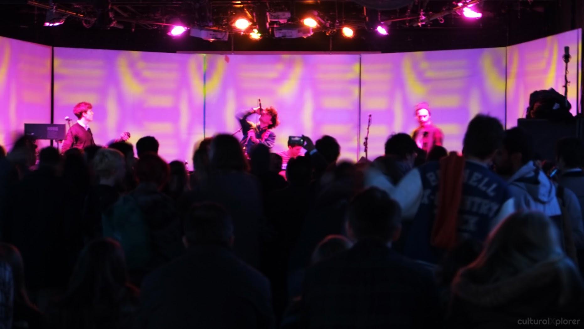 Brooklyn Night Bazaar Live Music