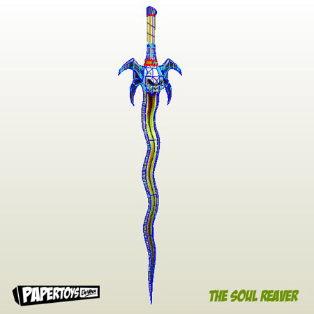 Soul Reaver Paper Model
