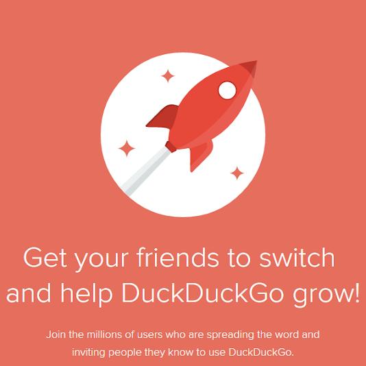 Mencari Efektif dengan DuckDuckGo