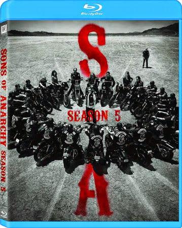 Sons of Anarchy Temporada 5 HDTV 720p Español MultiServ.