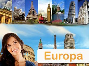 Muchos Viajes y Planes por Europa