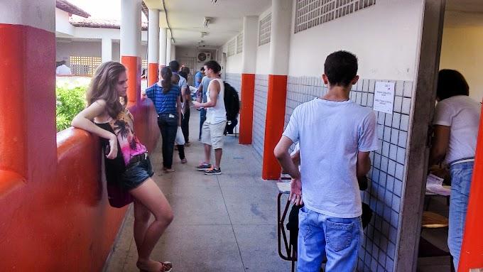 RN: 167.667 candidatos disputam vagas nas universidades pelo ENEM