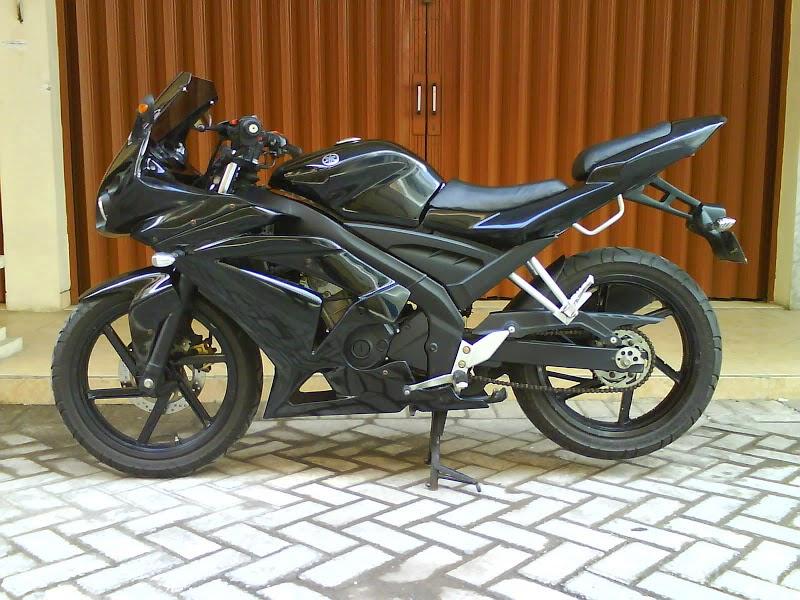 Modif Yamaha Force One Jadi Trail