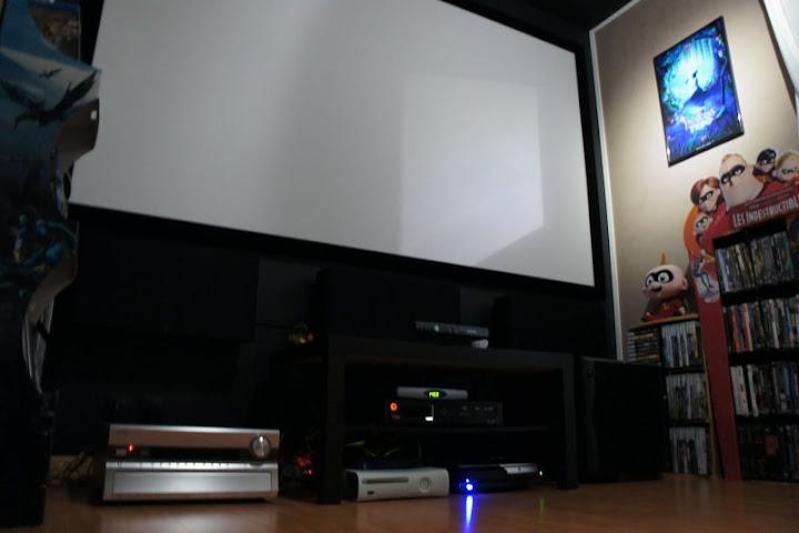 votre installation home cinema t l viseurs lcd. Black Bedroom Furniture Sets. Home Design Ideas