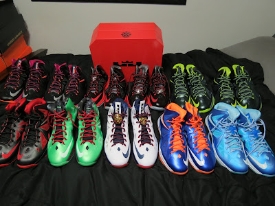 nike lebron 10 xx jrlyon collection 1 01 Fan Zone: Nike LeBron X Collection by JR LYON