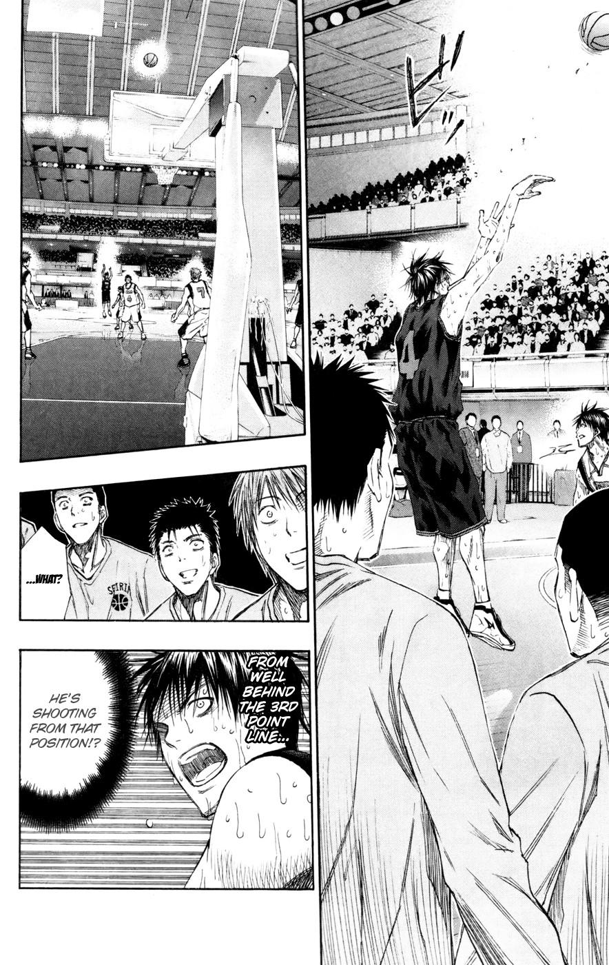 Kuroko no Basket Manga Chapter 130 - Image 02