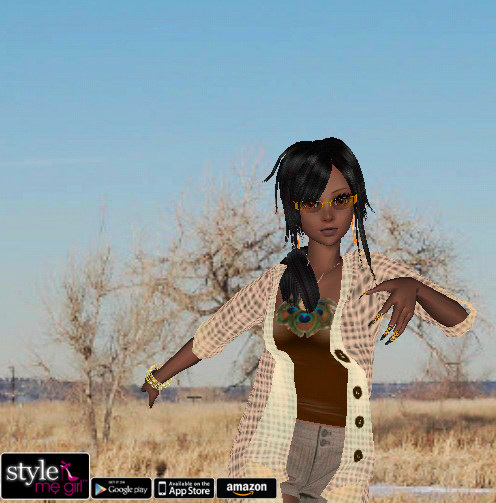 School Style me Girl Style me Girl Level 53 l