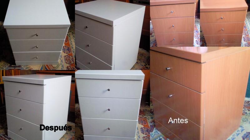 Lacar en blanco sin imagen lacado de mural en blanco for Pintar mueble lacado