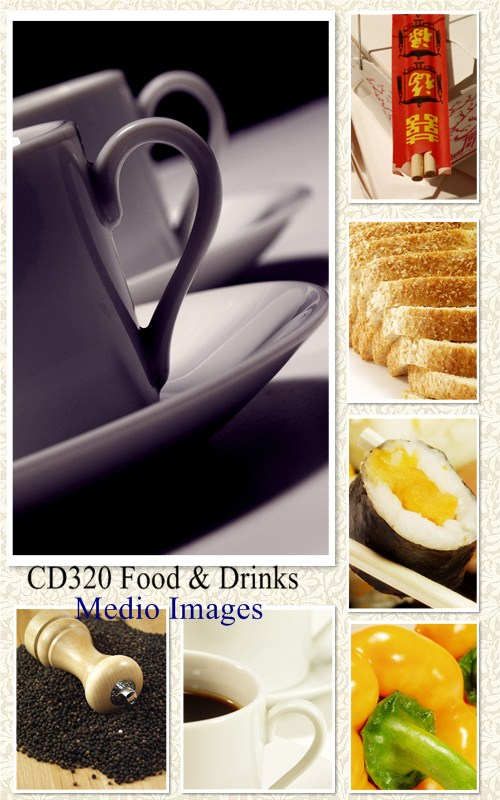 Medio Images: CD320 Food & Drinks