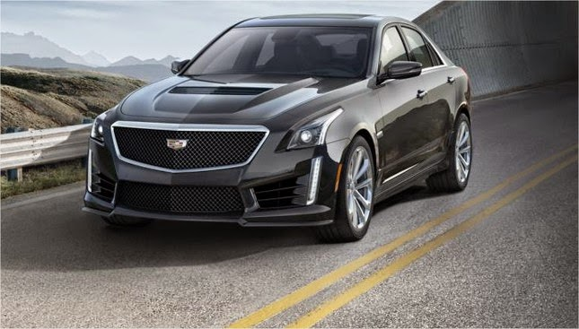 All-new 2016 Cadillac CTS-V 0-60 | Engine Specs