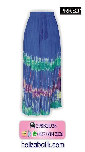 Baju Batik Wanita, Batik Modern, Gambar Baju Batik, PRKSJ1