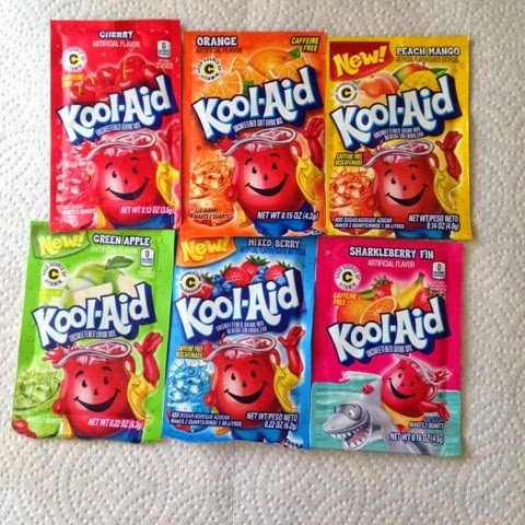 how to make kool aid with one packet