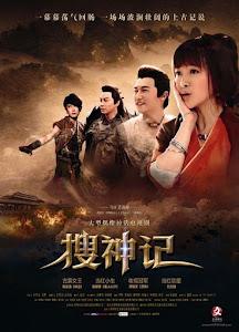 Truyện Tìm Thần - Sou Shen Ji poster