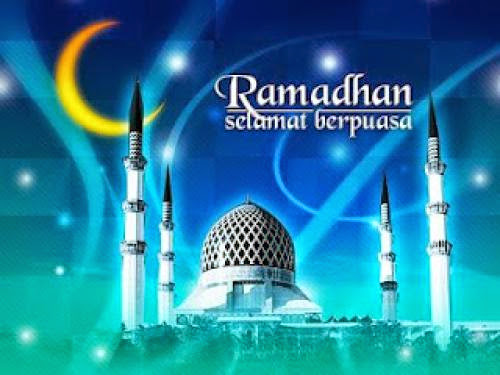Happy Ramadhan To Faithful Muslims Throughout The World