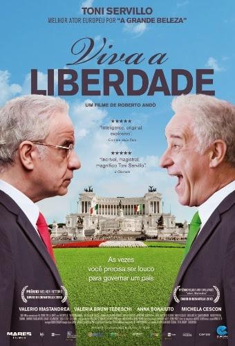 Filme Poster Viva a Liberdade DVDRip XviD & RMVB Dublado