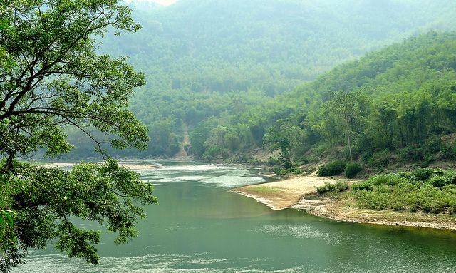ảnh sông Mã - Thanh Hóa