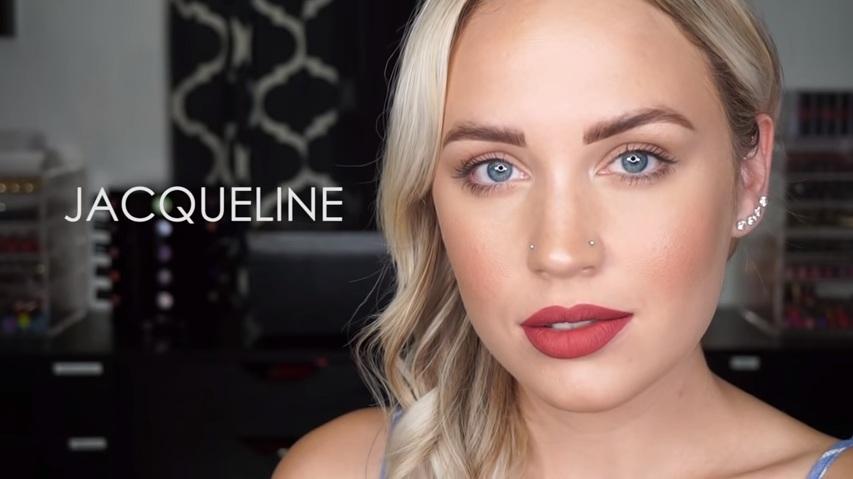 Son BH Cosmetics Liquid Linen Long Lasting Lip Color Jacqueline