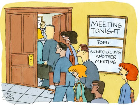 Six Reasons Why Meetings Are Great