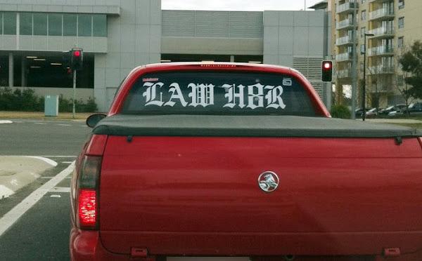 law h8r