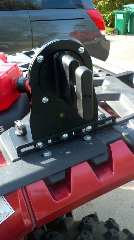 Kolpin Fuel Pack System For The Sportsman Atvconnection
