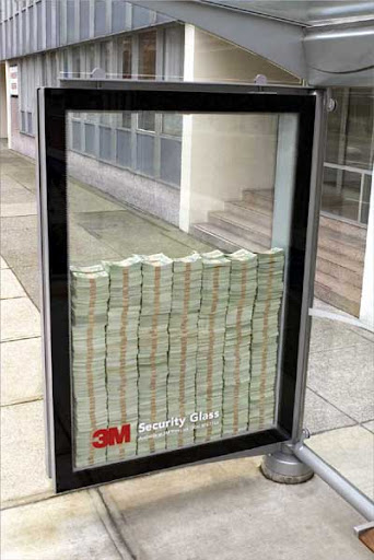 3M Money Glass