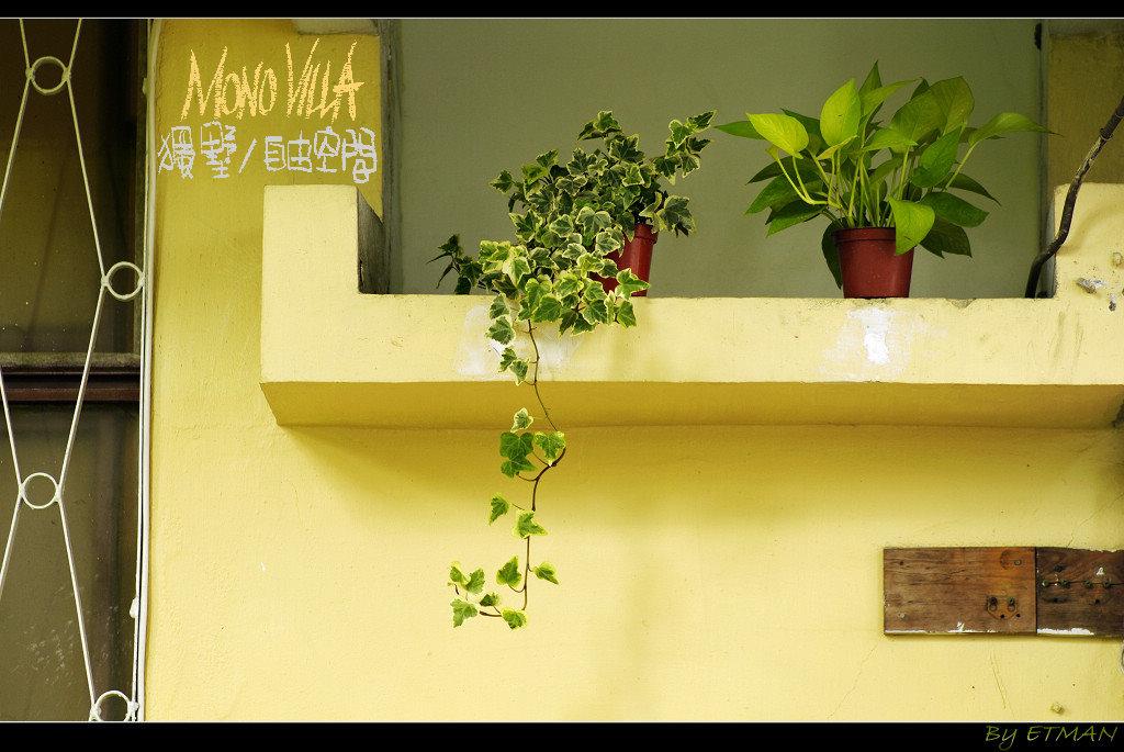 [台中] Mono Villa / 獨墅 自由空間