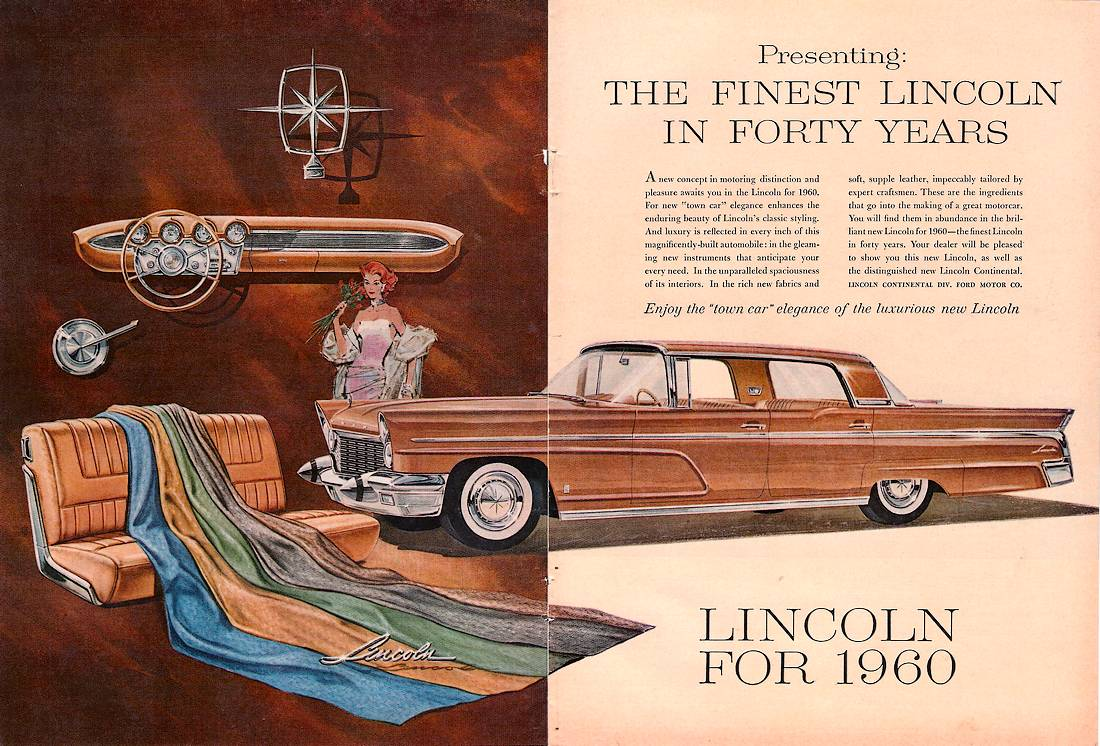 The Quintessential Gentleman Lincoln Advertising From The
