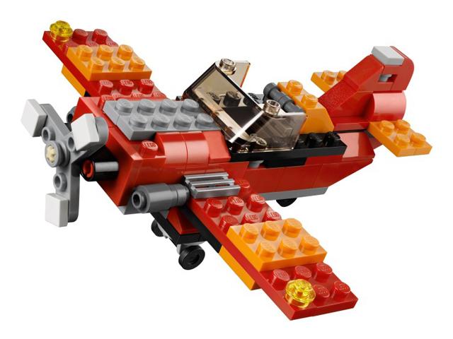 31003 レゴ レッドローター
