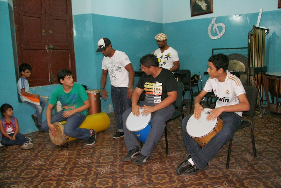 El FIPLLANOS 2013 enseña a través de la práctica colectiva
