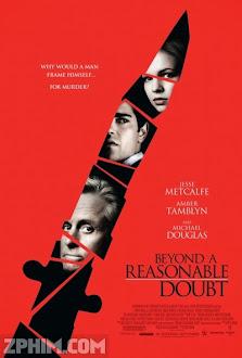 Truy Tìm Bí Ẩn - Beyond a Reasonable Doubt (2009) Poster