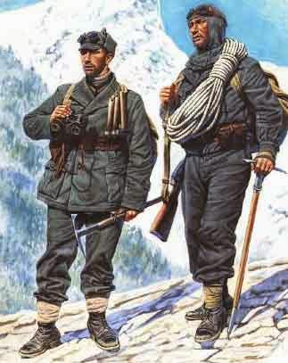 Бойцы РККА в 1942 году