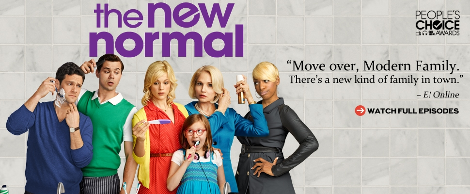另類家庭 The New Normal