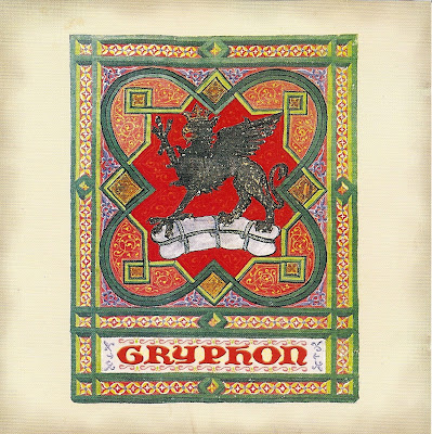 Gryphon ~ 1998 ~ Ethelion