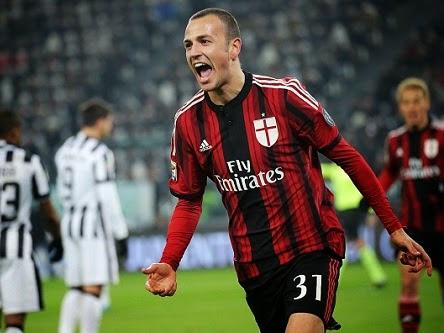 Antonelli: Tôi muốn đá 300 trận cho Milan
