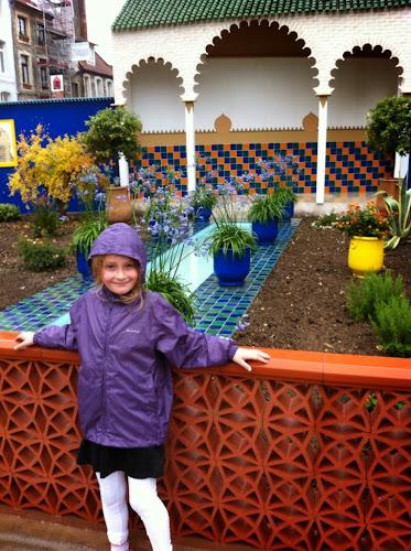 Jardin exotique Boulogne