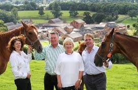 Leading stud farm moving to Leighton
