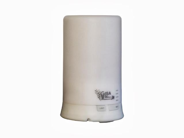 Diffusore oli essenziali a ultrasuoni candela offerta vendita online - Diffusore oli essenziali fatto casa ...