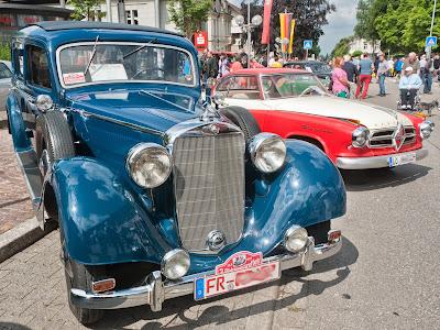Mercedes 320 Baujahr 1939