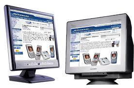 Pengertian dan Jenis Monitor - TRANSISKOM.COM