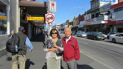 thầy Hóa ở Melbourne