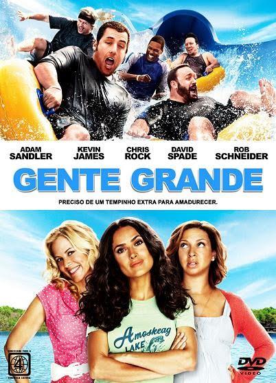 Gente Grande – Dublado/Legendado – 2010