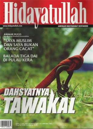 Hidayatullah Edisi Maret 2013