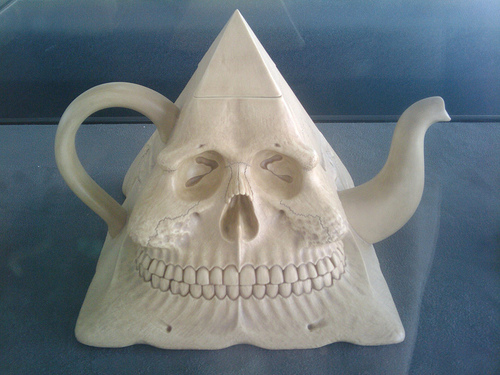 DB's next tea pot...