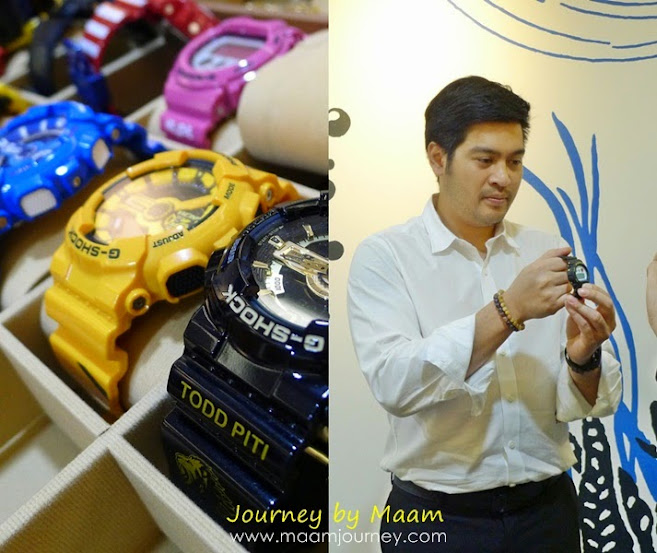 Thai G-Shock Collector_นักสะสม G-Shock_1