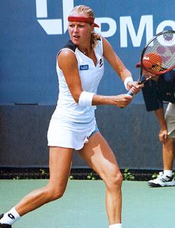 Henrieta Nagyova, tennis coach, tenisový tréner
