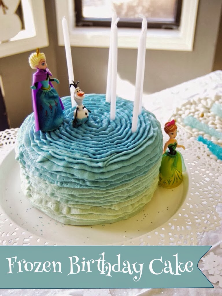 Disney S Frozen Birthday Party The Style Sisters