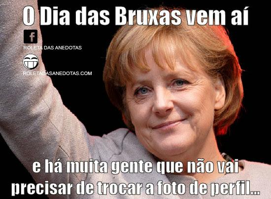 O Dia das Bruxas... no Facebook