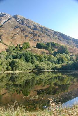 Loch Torren, Ben Nevis, Hagrid's Hut