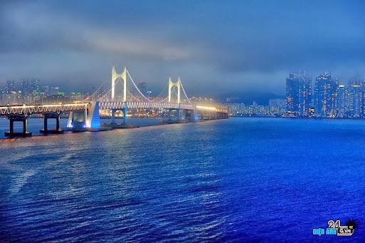 Ghé thăm Busan Hàn Quốc qua ảnh - DIENANH24G Ghé thăm Busan Hàn Quốc qua ảnh