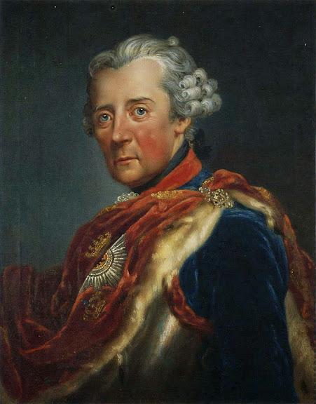 Anna Dorothea Therbusch - Friedrich II